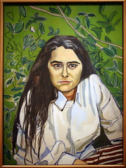 Katharine Murray Millett, 1970 by Alice Neel, ...