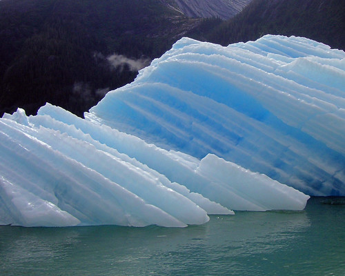 Iceberg atTracy Arms, AK