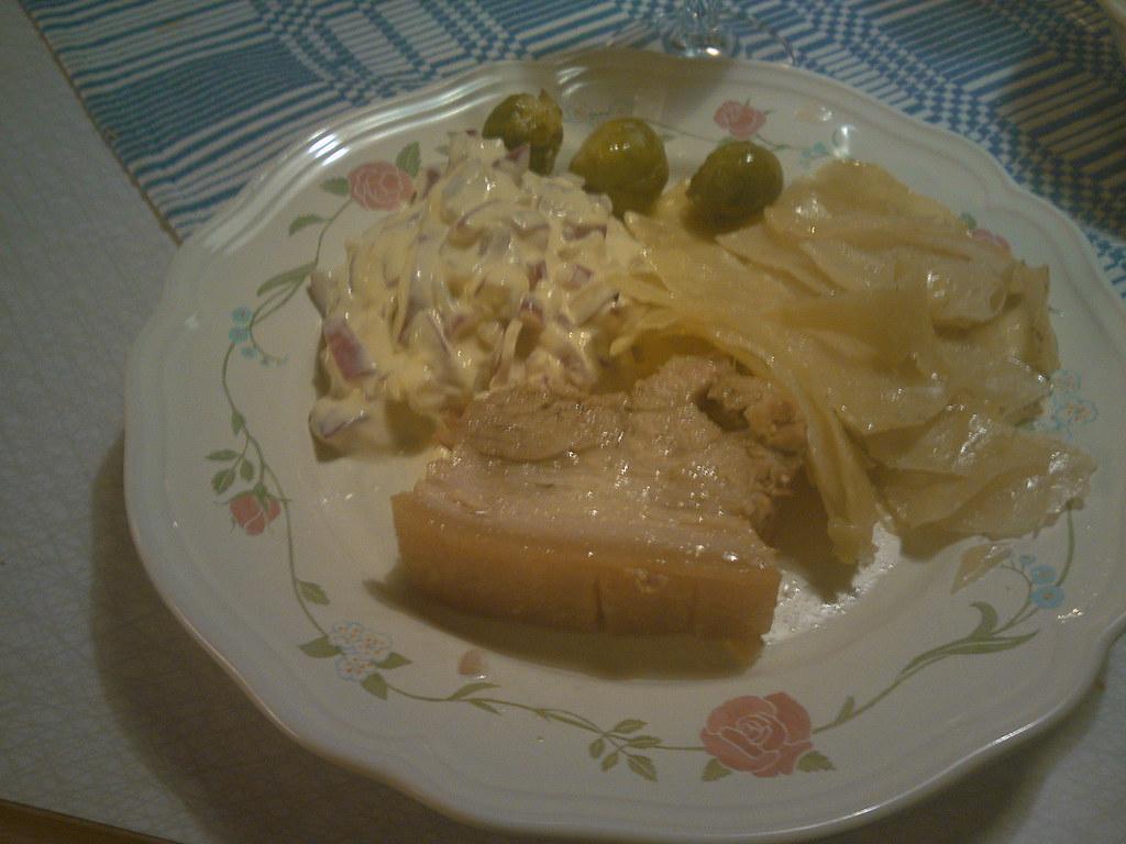 Pork&cabbage