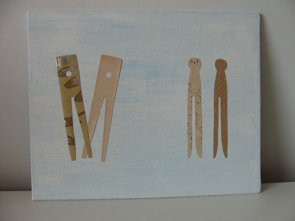 collection:clothespins