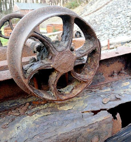 Rusty wheel 15Nov08