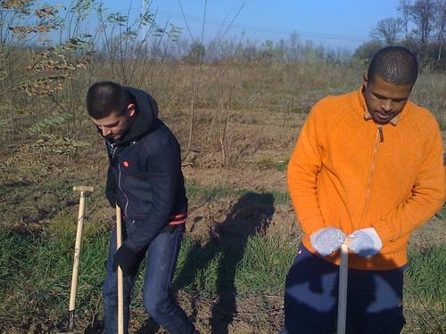 Dragos Bucurenci + Cabral la Marea Plantare