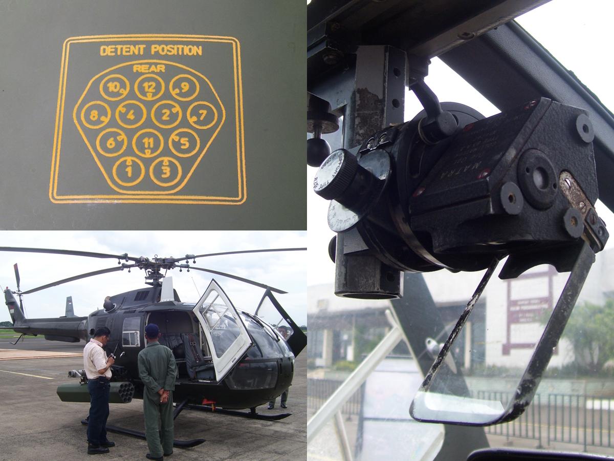 TNI AD's NBO105 Retrofit