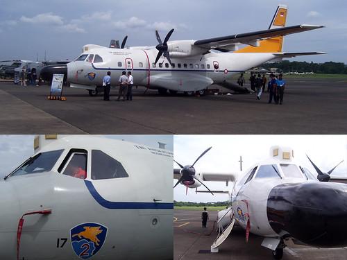 Pesawat cn 235 Indonesia Pesawat Patroli Maritim Cn-235