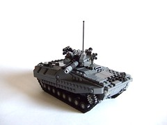 "BMP-5 ""Zhukov"" IFV (Aleksander Stein) Tags: infantry lego military vehicle fighting zhukov ifv westrussia bmp5"