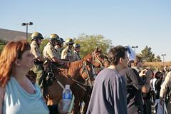 IMG_6649Barack Obama Rally at Bonanza High School, Las Vegas (nabila4art) Tags: people lasvegas crowd huge barackobamarally bonanzahighschool