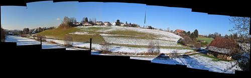 Balkon-Panorama
