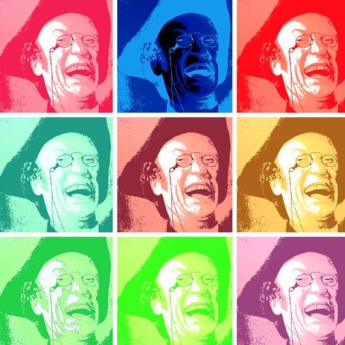 HA! HA! Warhol