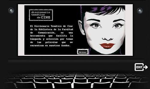 Diccionario tematico del cine