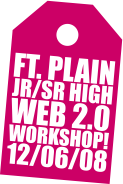 Ft Plain Jr Sr High Web  2.0 Workshop
