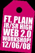 Ft Plain Jr Sr High Web  2.0 Workshop