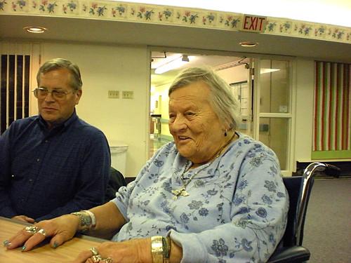 Grandma Gert.