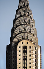 Chrysler Building, Detail (rjseg1) Tags: urban newyork architecture artdeco vanalen williamvanalen chrsyler