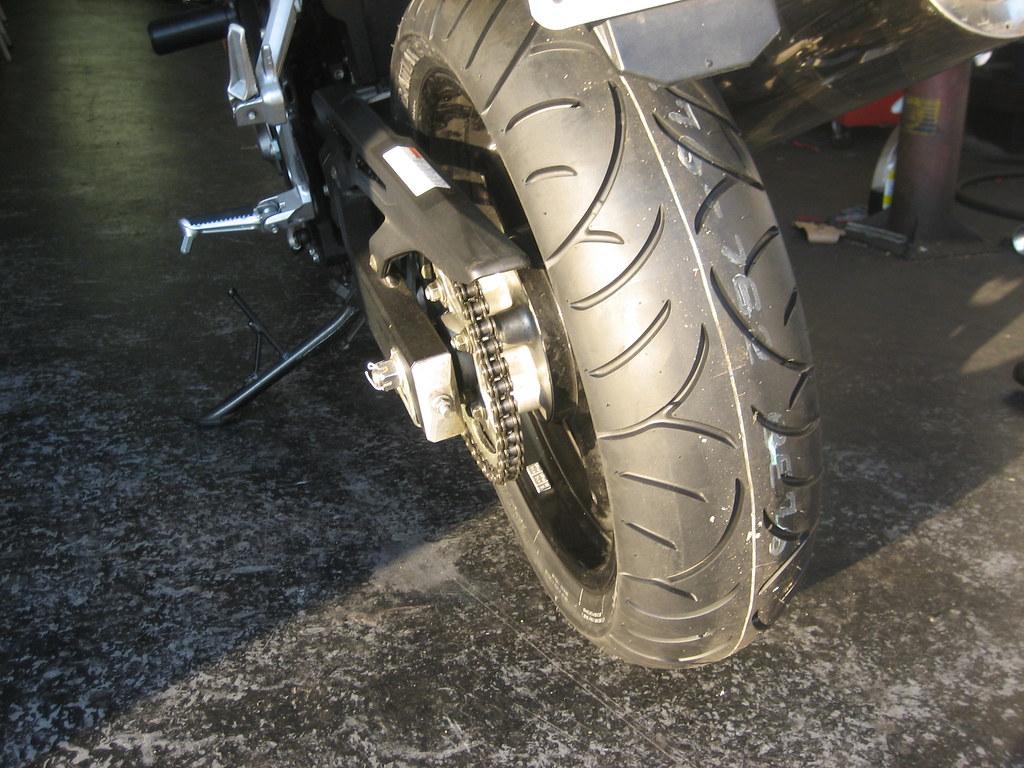 Bridgestone BT021 Sport Touring Tire