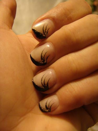 eyelash nails