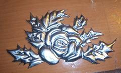 Роза (krisspp) Tags: manualidades repujado krisspp