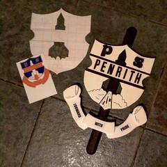 Crest creation