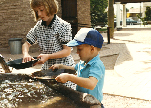 1989 phoenix trip gold panning by you.