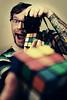OMG Rubik's Cube!