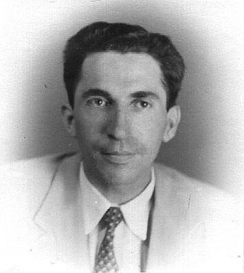 Joseph Francis Periale, c. 1946