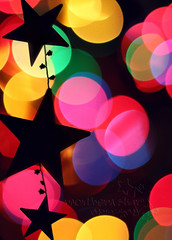 stars in bokeh. (*northern star) Tags: christmas xmas pink blue red black tree verde green canon stars 50mm lights colours shadows bokeh blu shapes rosa ombre explore luci albero natale coloured rosso azzurro colori nero silouhette stelle northernstar colorato explored donotsteal eos450d allrightsreserved northernstarandthewhiterabbit northernstar tititu digitalrebelxsi eff18ii usewithoutpermissionisillegal northernstarphotography ifyouwannatakeitforpersonalusesnotcommercialusesjustask