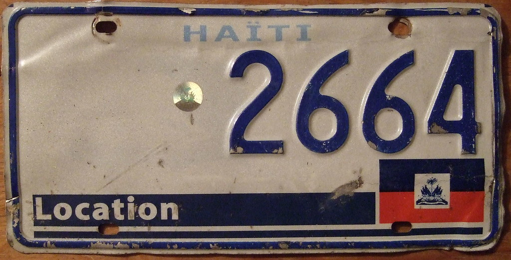 the world 39 s best photos of haiti and licenseplate flickr hive mind. Black Bedroom Furniture Sets. Home Design Ideas