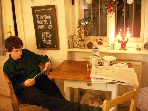 Tea and lights