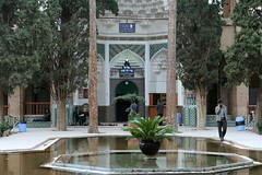 Kerman, Iran (Ninara) Tags: kerman iran mahan sufi mausoleum mosque shahnematollahvali shrine