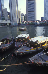 Singapore River (katie1309) Tags: city travel film nikon singapore f90 nikonf90 earthasia katesheffield katesheffieldphotography