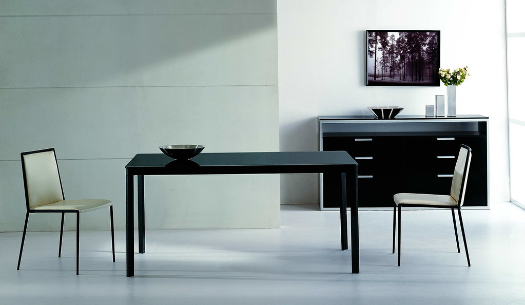 TB9615C+CY91 Dining Table and Chair