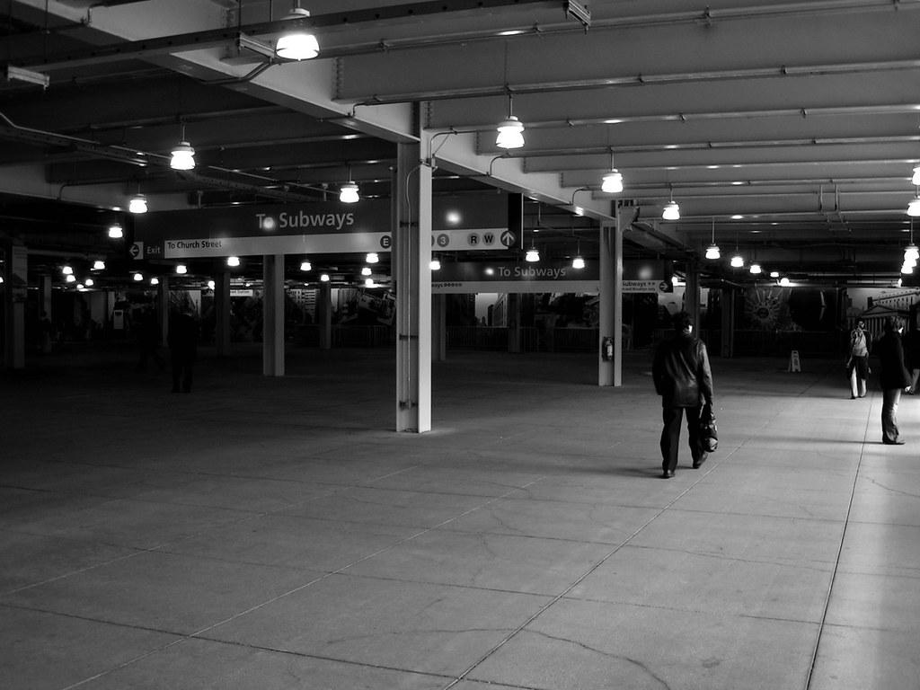 World Trade Center Subway