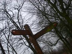 if i were going... (M@rkec) Tags: gr lier wegwijzer pijlen gr12 liermeetup2008