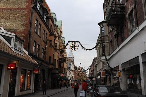 Lundの町