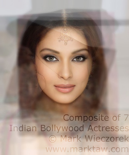 3134499384 f71effb008 Flckr Photo of the day :Indian Beauty   composite image of Bollywood actresses