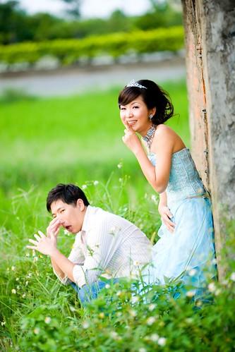 美麗的婚紗照030