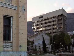 Mostar (Burin YILDIRIM) Tags: city war europe cityscape mostar balkans easterneurope yugoslavia