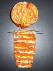Yarn Chef - Bouillabaisse - Moldy Jack O Lanterns