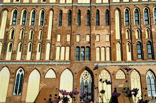 The restored Dom, Kaliningrad 2003 ©  sludgegulper