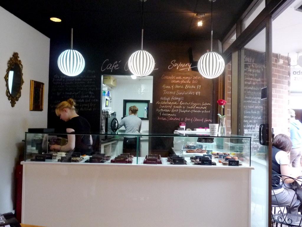 Adriano Zumbo Cafe Chocolat