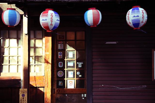学生街の安居酒屋
