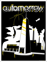 Automorrow Poster - Diver Building