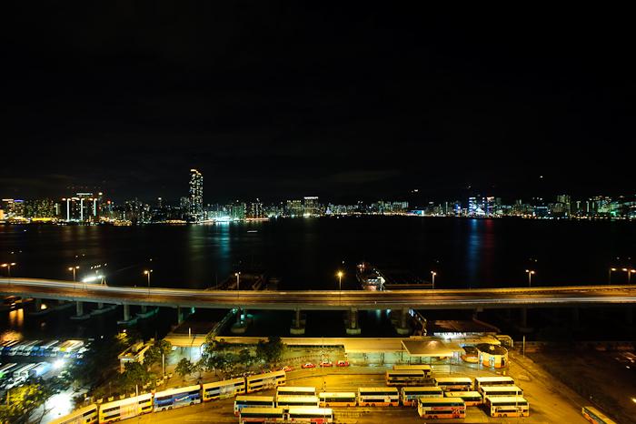 Good night Hong Kong!