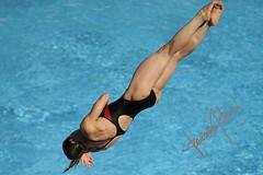 Pakhalina Julia (gongolo) Tags: roma russia tuffo tuffi 13thfinaworldchampionships pakhalinajulia mondialidinuotofinaroma09 womens1mspringgboard finalefemminiletrampolino1metro