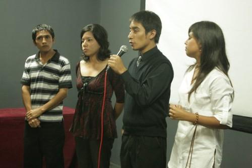 """""""¡Vivir!"""", estreno en el INC"""