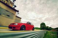 Dan's R32 (Ronaldo.S) Tags: red vw nikon automotive tokina rig tornado bbs f28 r32 d90 1116mm
