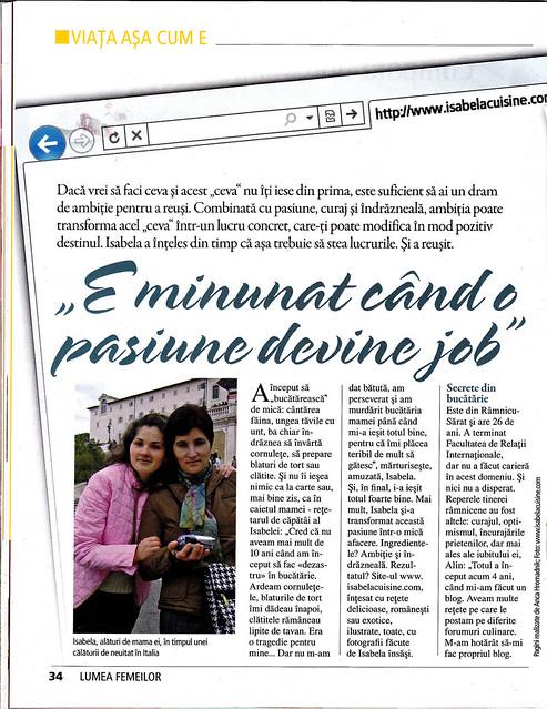 Rev. Lumea Femeilor Mai/'11