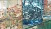 Unnatural Selection (Ornamental Fish Market), Harbin [Film Scan] (flatworldsedge) Tags: china fish film water glass heilongjiang asia market streetphotography scan glowinthedark ornamental luminous aps tanks harbin yahoo:yourpictures=waterv2