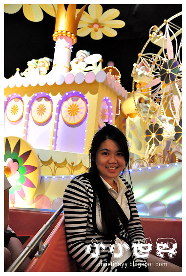 Hong Kong Trip Day 2: It's A Small World @ Disneyland