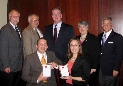 Akerman Senterfitt Honors Top Students hi-res