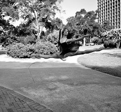 Fly (bammerphotos) Tags: park ballet beautiful concrete grande fly high jump ballerina photoshoot air first regina split gregg willoughby jete maxcy